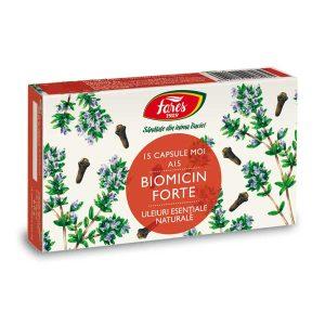 Biomicin Forte Fares 15cps