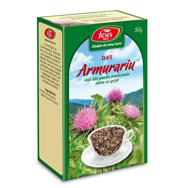 Ceai Fructe de Armurariu Fares 50g