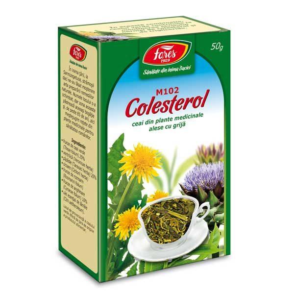 Ceai Colesterol 50 Gr FARES