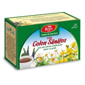 Ceai Colon Sanatos Fares 20dz