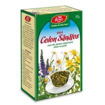 Ceai Colon Sanatos Fares 50g