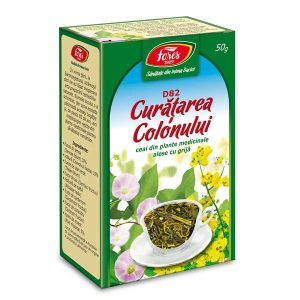Ceai Curatarea Colonului Fares 50g