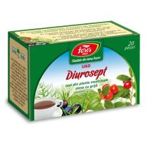 Ceai Diurosept Fares 20dz