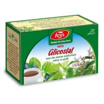 Ceai Glicostat (Diabet) Fares 20dz