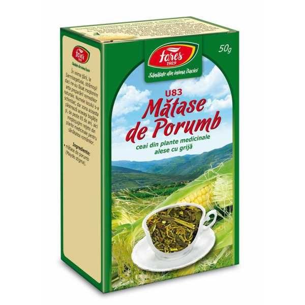 Ceai Matase de Porumb 50g FARES