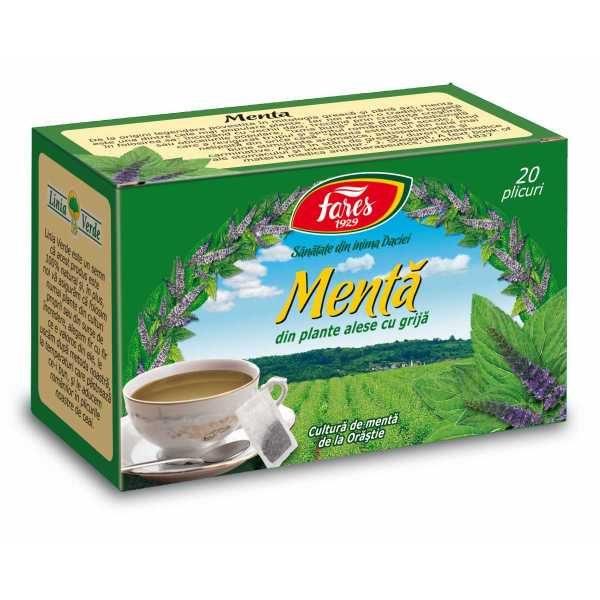 Ceai Menta 20dz FARES