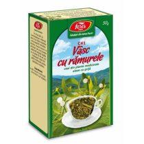 Ceai de Vasc Fares Frunze 50g