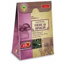 Ceai pentru pietre la Rinichi si Fiere Fares
