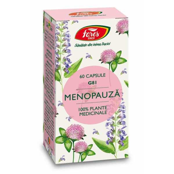 Menopauza (G81) Fares 60cps