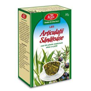 Ceai Articulatii Sanatoase FARES (Antireumatic) L85 50g