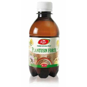 Sirop Plantusin Forte Fares (R25) 250ml