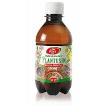 Sirop Plantusin pentru Diabetici Fares (R29) 250ml