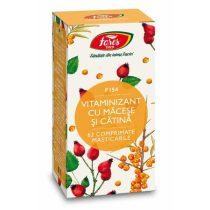 Vitaminizant cu Macese si Catina 63 cpr