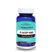 5-Htp 100 Zen Forte Herbagetica 30cps