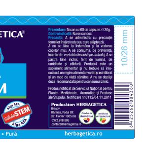 Afa Stem Herbagetica 30 cps
