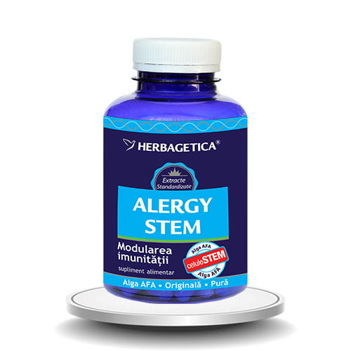 Alergy Stem Herbagetica 120cps