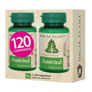Antiviral Dacia Plant 120cpr
