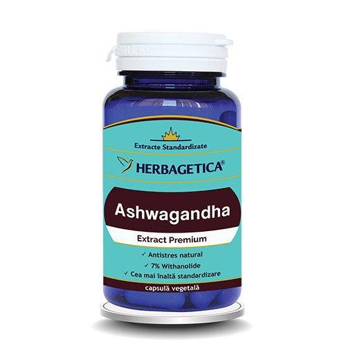Ashwagandha 60cps HERBAGETICA