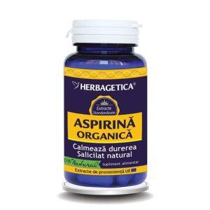Aspirina Organica Herbagetica 30cps