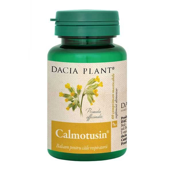 Calmotusin 60cpr Masticabile DACIA PLANT