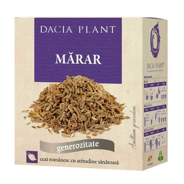 Ceai de Marar Dacia Plant 100g