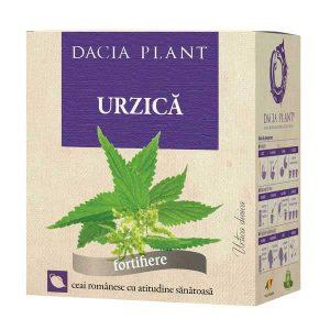 Ceai de Urzica Dacia Plant 50g