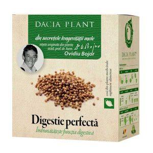 Ceai Digestie Perfecta Dacia Plant 50g