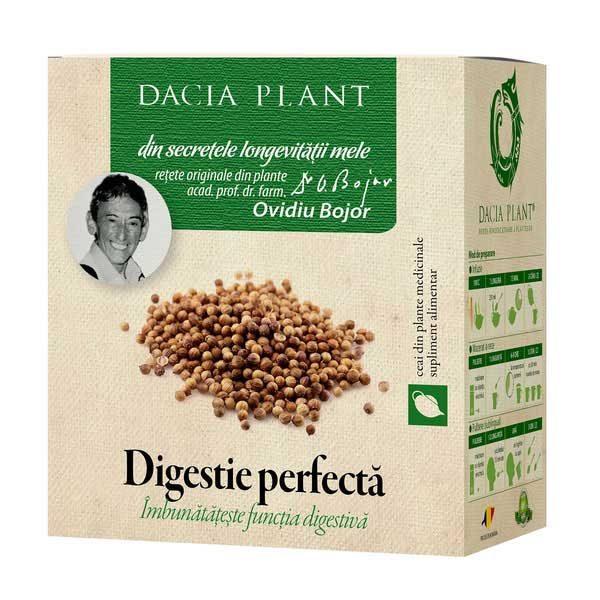 Ceai Digestie Perfecta 50g DACIA PLANT