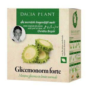 Ceai Glicemonorm Forte Dacia Plant 50g