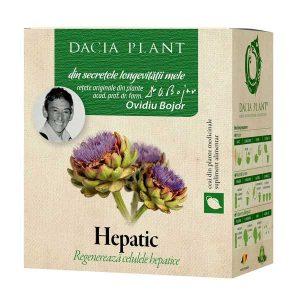 Ceai Hepatic Dacia Plant 50g