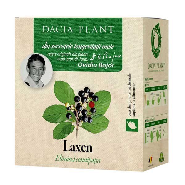 Ceai Laxen (Laxativ) Dacia Plant 50g