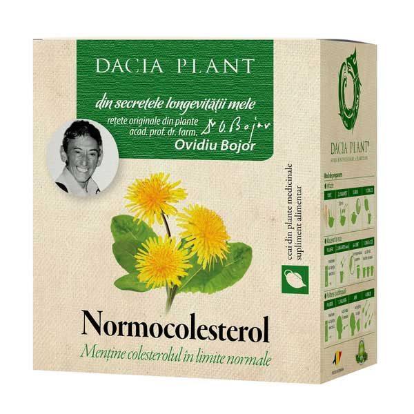 Ceai Normocolesterol Dacia Plant 50g