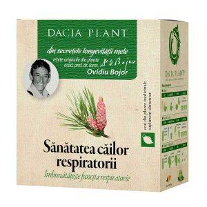 Ceai Sanatatea Cailor Respiratorii Dacia Plant 50g