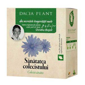 Ceai Sanatatea Colecistului Dacia Plant 50g