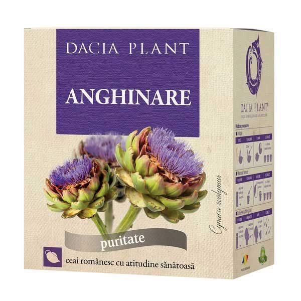 Ceai de Anghinare 50g DACIA PLANT