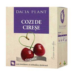 Ceai de Cozi de Cirese Dacia Plant 50g