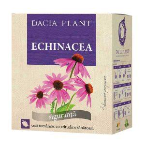 Ceai de Echinacea Dacia Plant 50g