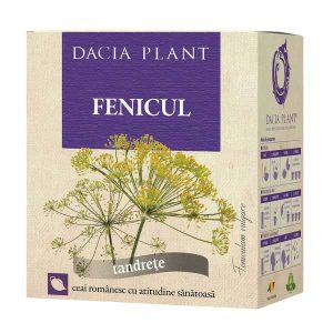 Ceai de Fenicul Dacia Plant 50g