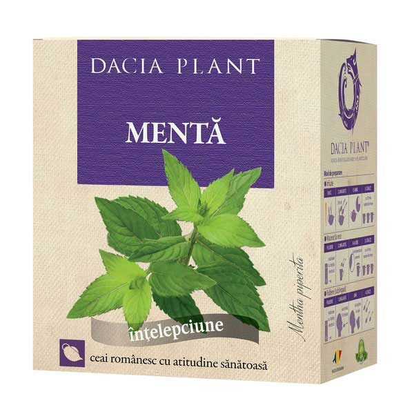 Ceai de Menta 50g DACIA PLANT