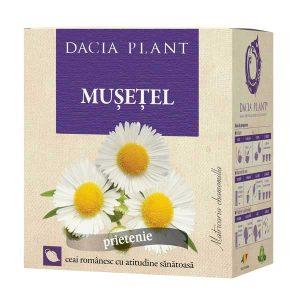 Ceai de Musetel Dacia Plant 50g