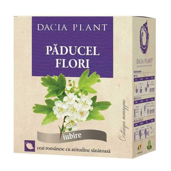 Ceai de Paducel Flori 50g DACIA PLANT