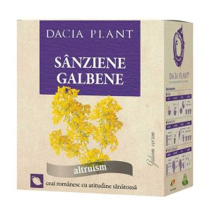 Ceai de Sanziene Galbene Dacia Plant 50g