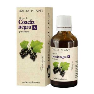 Coacaz Negru Muguri Dacia Plant 50ml