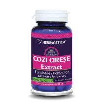 Cozi de Cirese Extract Herbagetica 60cps