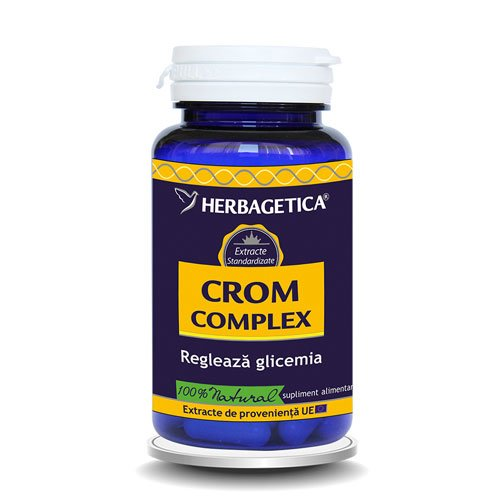 Crom Complex 30cps HERBAGETICA