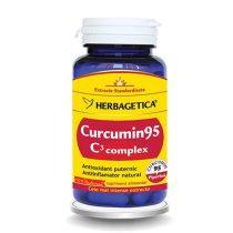 Curcumin 95 C3 Complex Herbagetica 30cps