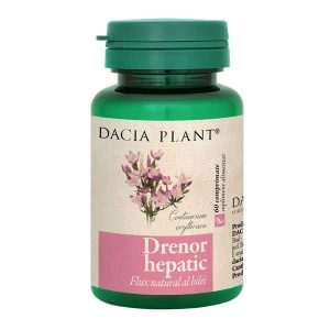 Drenor Hepatic Dacia Plant 60cpr