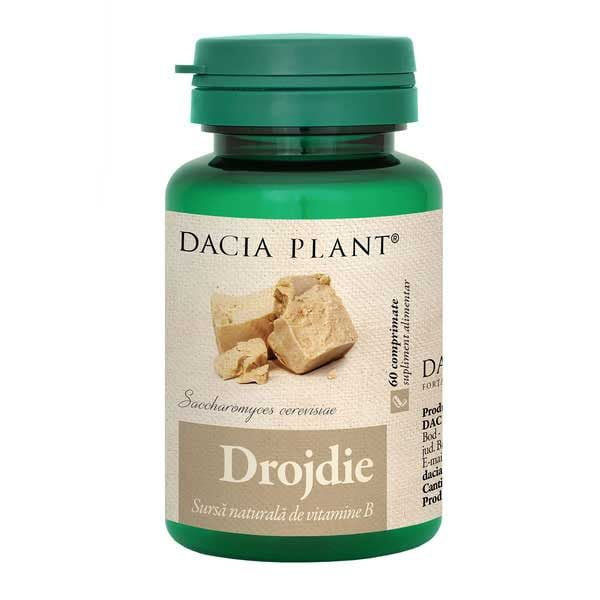 Drojdie Dacia Plant 60cpr