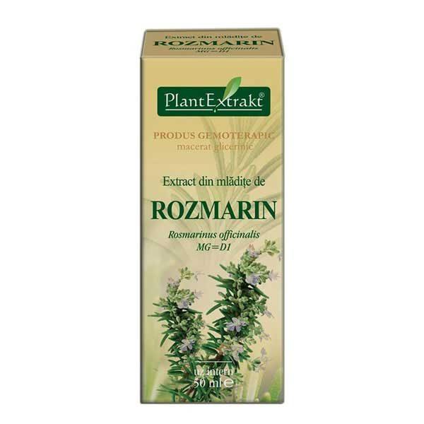 Extract Mladite Rozmarin 50ml PLANTEXTRAKT
