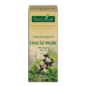 Extract Muguri Coacaz Negru Plantextrakt 50ml
